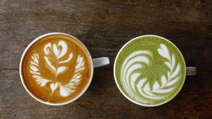 هل الماتشا أفضل من القهوة