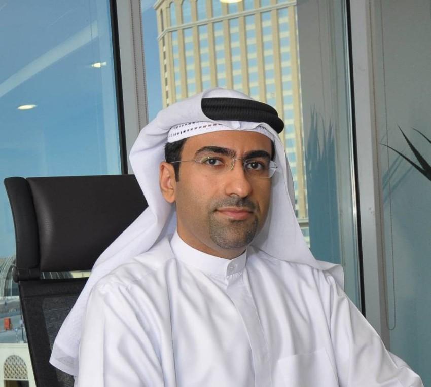 راشد علي الأنصاري، الرئيس التنفيذي لشركة الأنصاري للصرافة