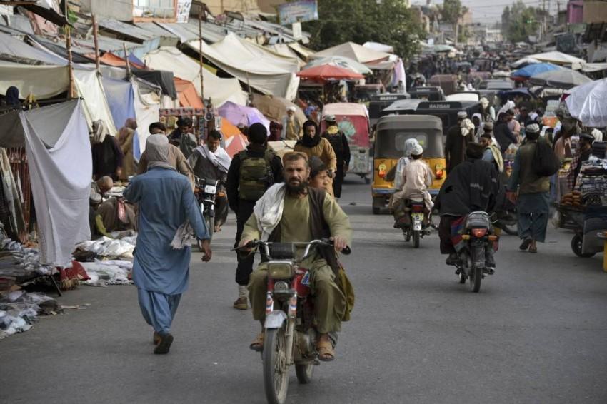 تصاعد العنف ضد الأفغان بقوة في الأسابيع الأخيرة - أ ف ب.