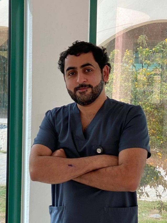 الدكتور عبدالله المرزوقي.