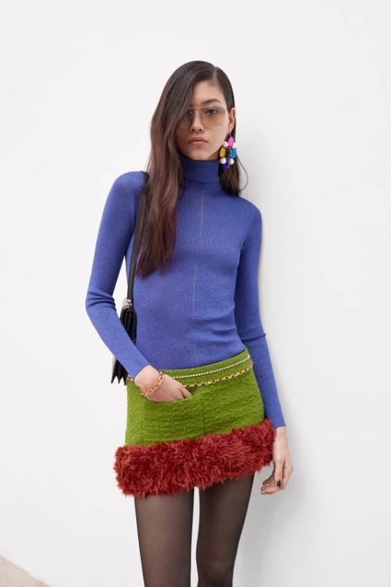 أزياء الثمانينات بمجموعة سان لوران لشاء 2021
