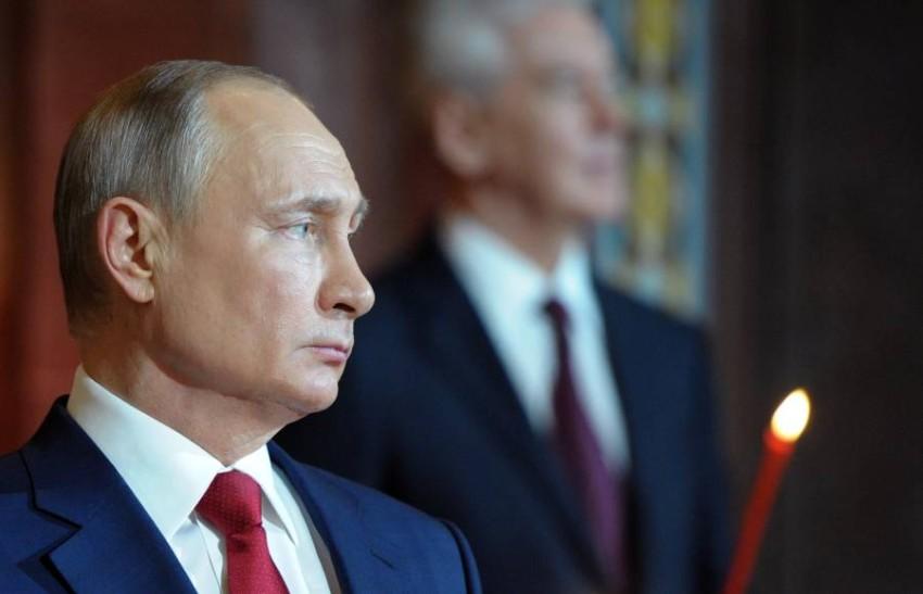 فلاديمير بوتين. (إي بي أيه)