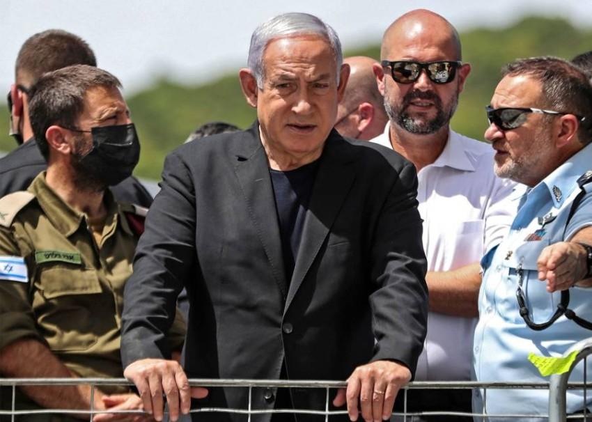 رئيس الوزراء الإسرائيلي. (أ ف ب)