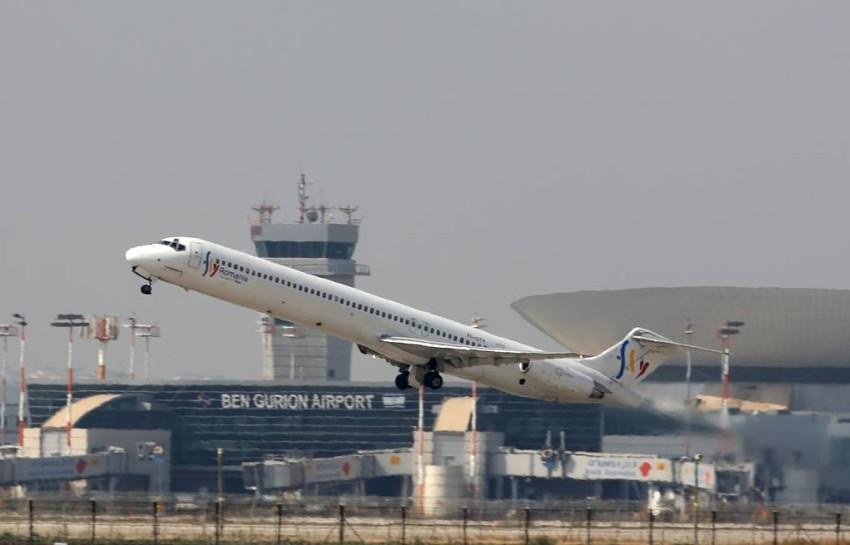 مطار بن جوريون. (إي بي أيه)