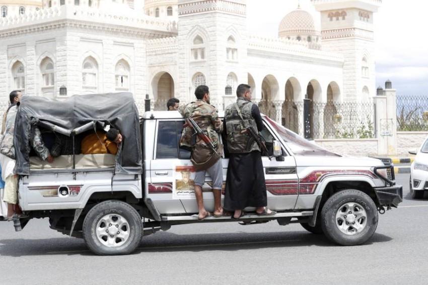 البرلمان العربي يدين منع ميليشيات الحوثي الإرهابية إقامة الصلاة في المساجد بقوة السلاح - EPA.