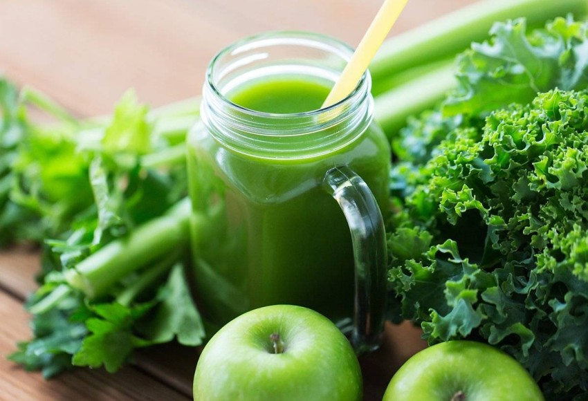 العصير الأخضر