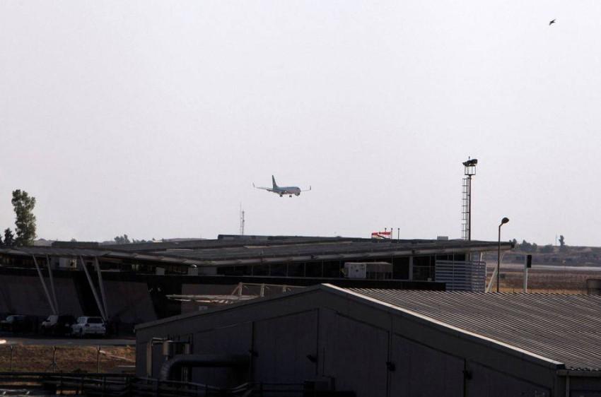 الخطوط الجوية العراقية سيرت أولى رحلاتها الاستثنائية إلى الهند. (رويترز)