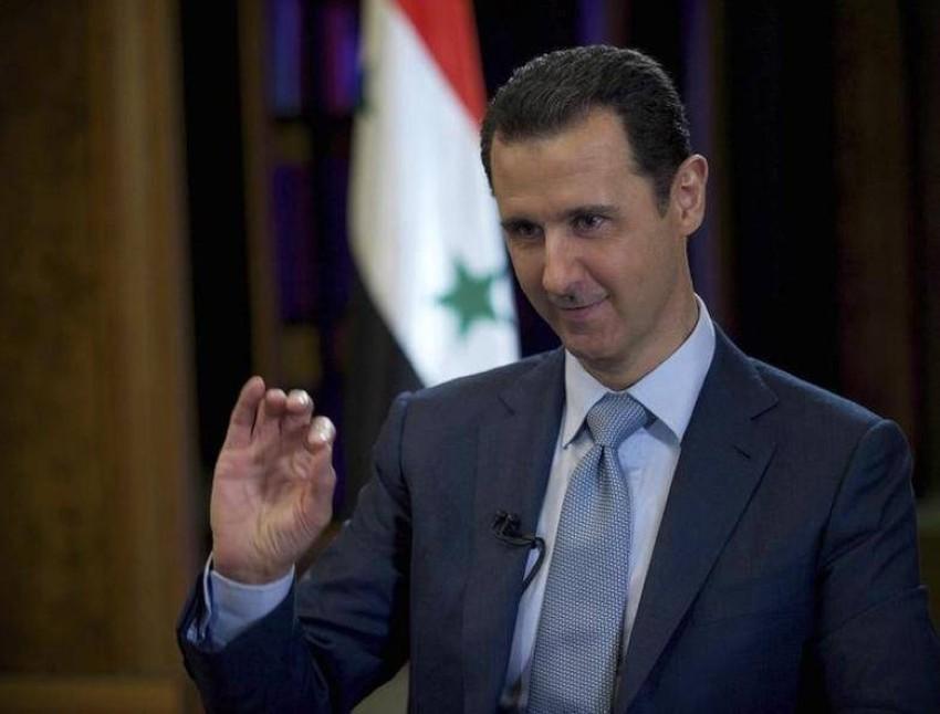 بشار الأسد. (رويترز)