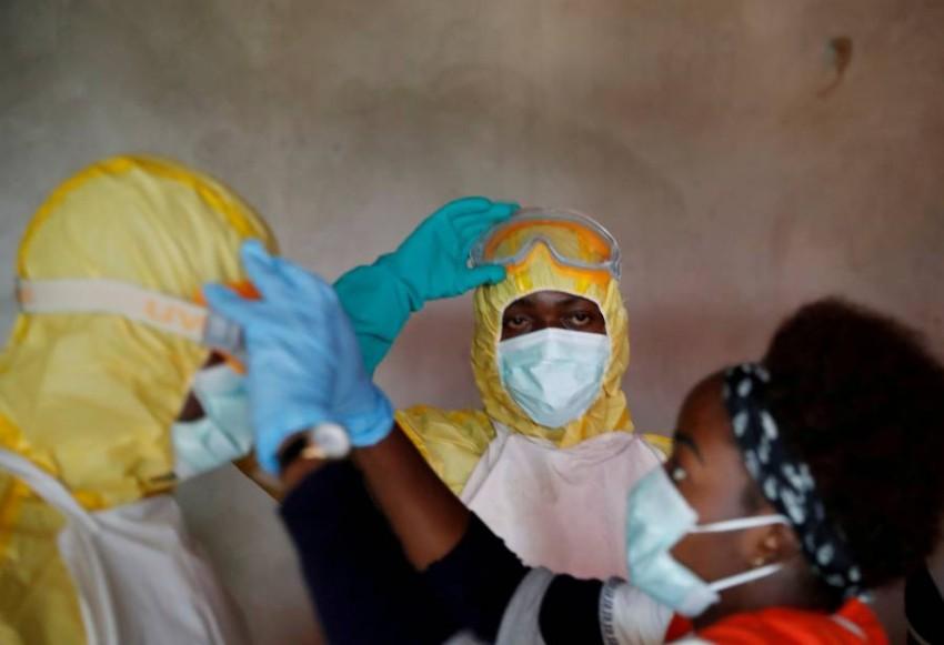 أودى إيبولا بحياة ستة أشخاص خلال الأربعة أشهر الماضية - رويترز.