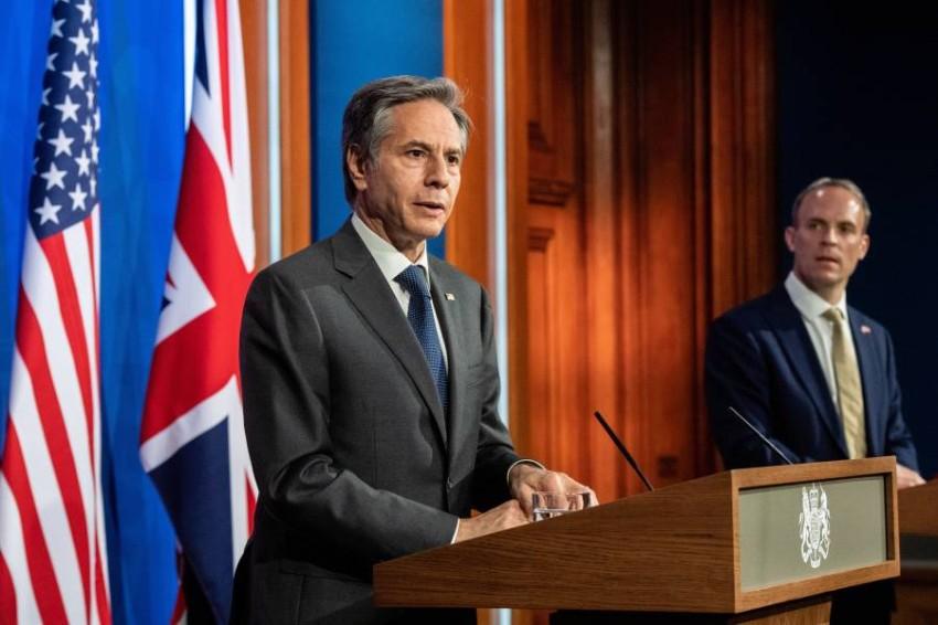 جدد وزير الخارجية الأمريكي التزام الولايات المتحدة بـ«نظام دولي قائم على قواعد» - رويترز.