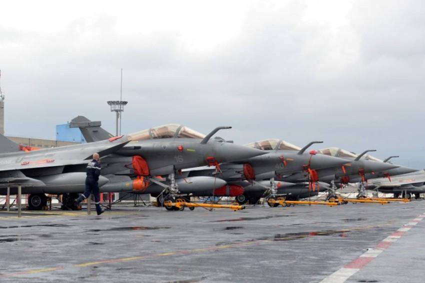 مصر أبرمت عقداً مع فرنسا لشراء 30 مقاتلة - رويترز.