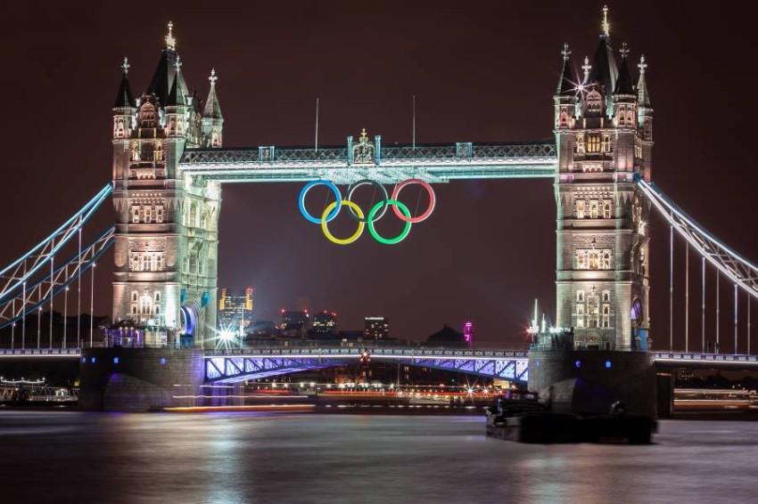 لندن استضافت الأولمبياد 2012. (time out)