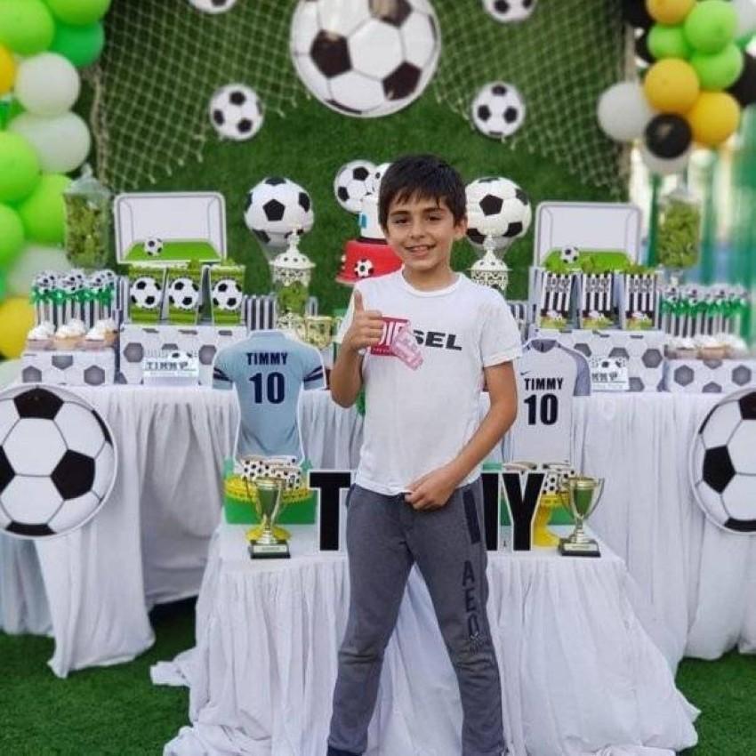 الطفل تيم فهد