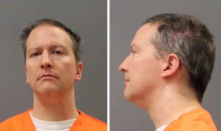 الضابط السابق ديريك تشوفين - رويترز.