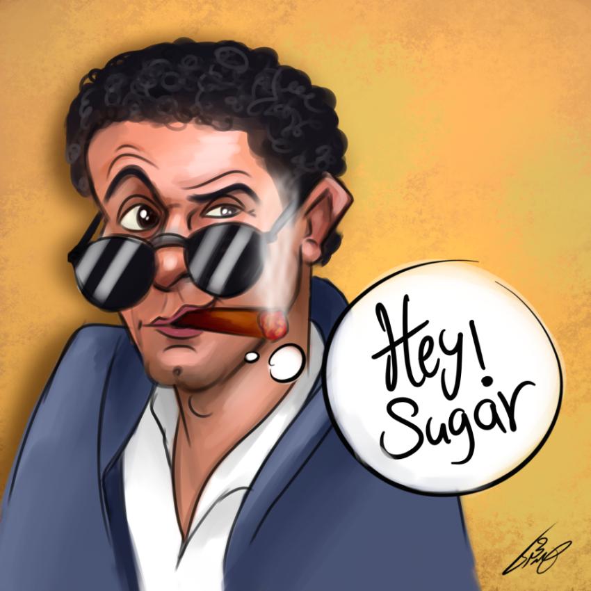 آسر ياسين «100 وش»