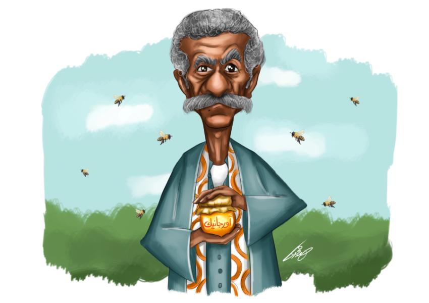 سيد رجب «لعبة نيوتن»