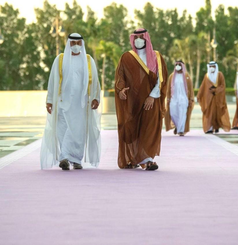 السجاد أصبح باللون البنفسجي في المملكة السعودية