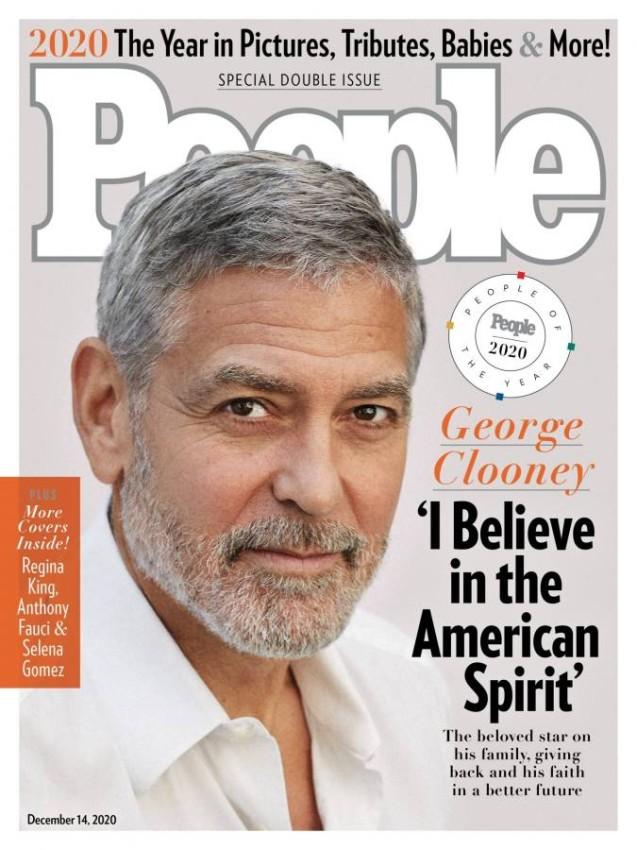 على غلاف مجلة بيبول