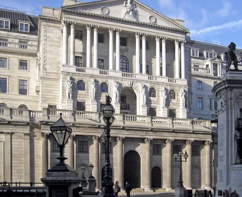 بنك إنجلترا. (أرشيفية)