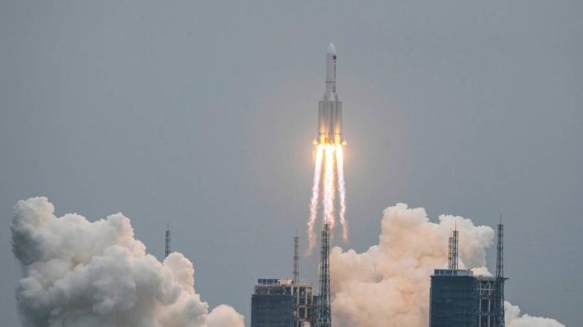 وجه وزير الدفاع الأمريكي انتقاداً مبطّناً إلى بكين لفقدانها السيطرة على الصاروخ.