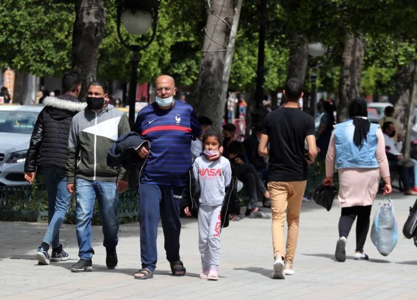 تونس تواجه أزمات كبيرة منذ سقوط بن علي. (أي بي أيه)