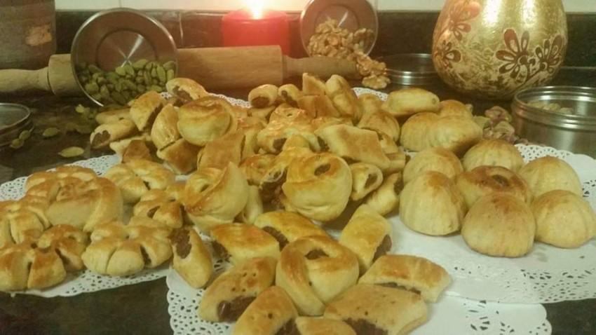 حلويات العيد العراقية