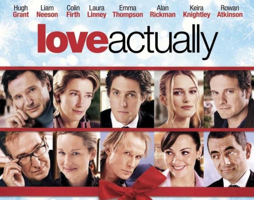 ملصق فيلم الحب الحقيقي