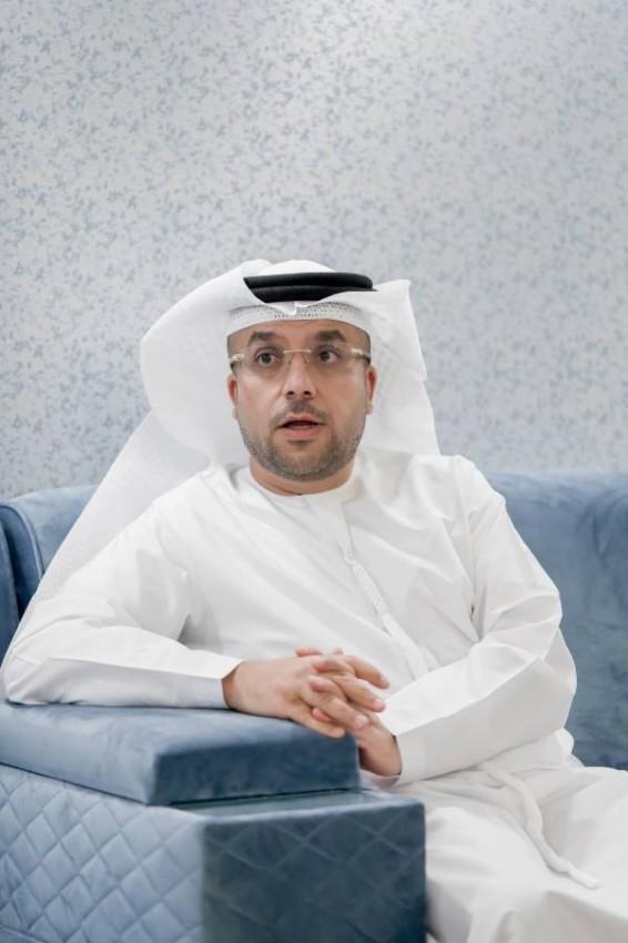 حمد العوضي عضو مجلس إدارة غرفة أبوظبي