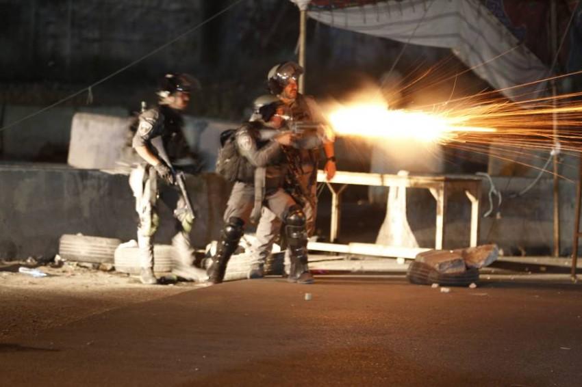 قدّمت النرويج وتونس والصين مشروع إعلان يدعو «إسرائيل إلى وقف أنشطة الاستيطان والهدم والطرد» - أ ف ب.