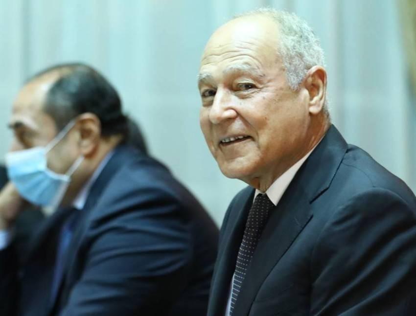 الأمين العام لجامعة الدول العربية. (إي بي أيه)