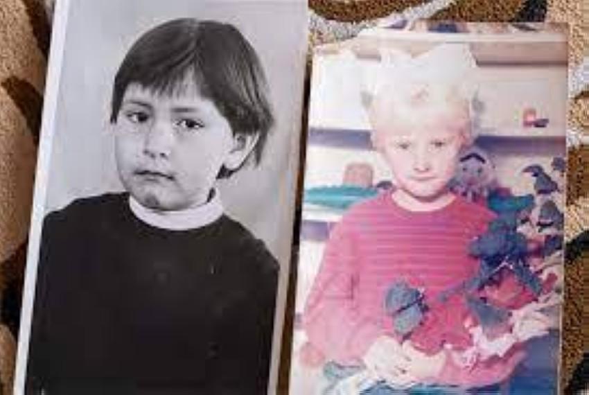 إلينا بولينا وجوسلينا كودرياكوفا