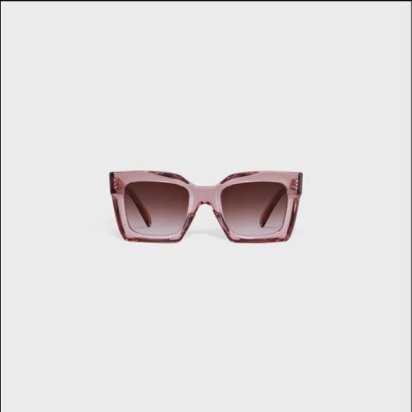 النظارات كبيرة الحجم من الستينيات