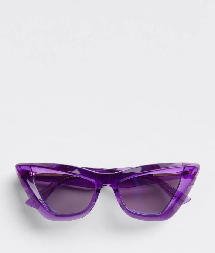 نظارات عيون القطة