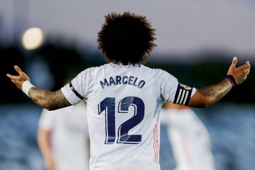 مارسيلو. (أ ب)