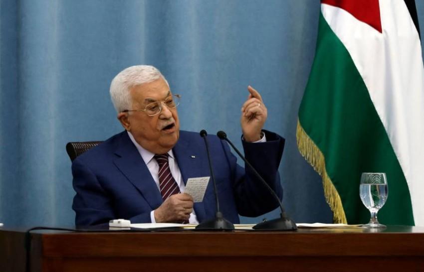 الرئيس الفلسطيني محمود عباس.