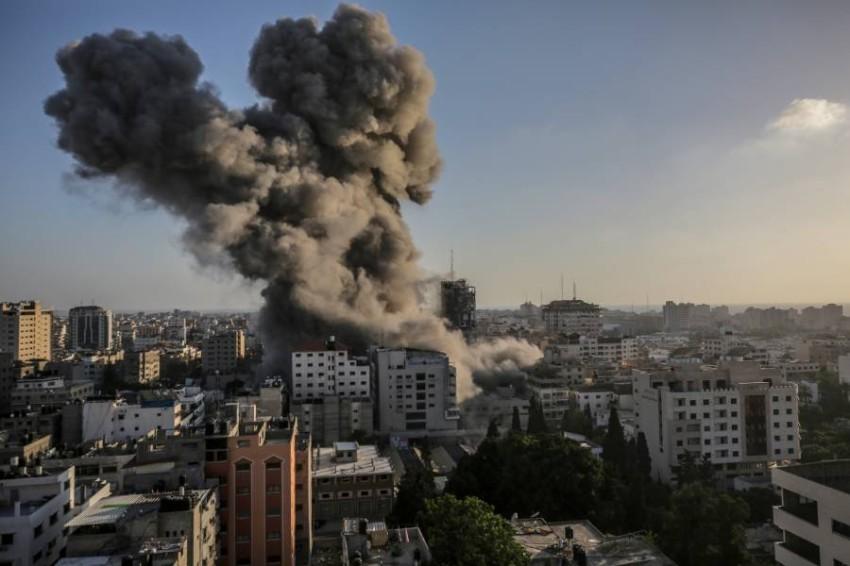 غزة. (إيه بي أيه)