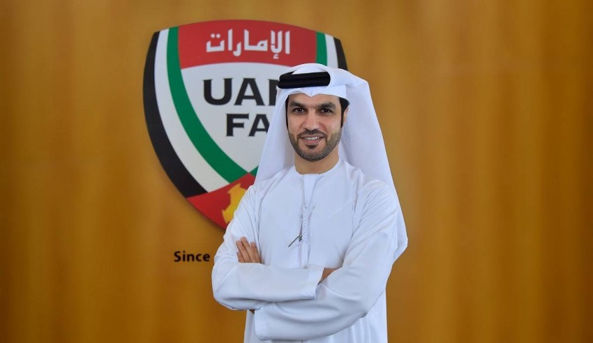 إبراهيم سلمان الحمادي عضو مجلس الإدارة. (من المصدر)