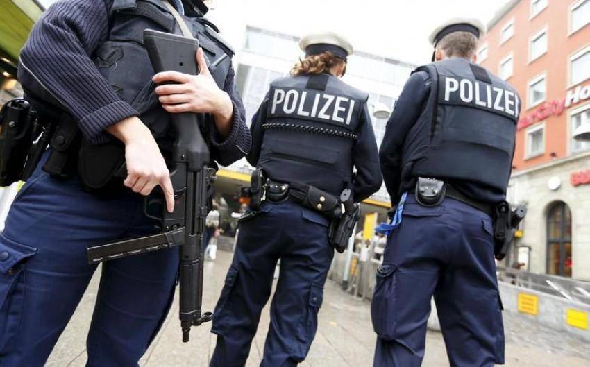 عناصر الشرطة الألمانية. (رويترز - أرشيفية)