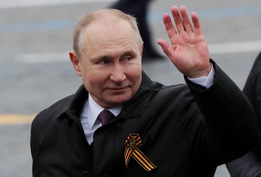 الرئيس الروسي. (رويترز)