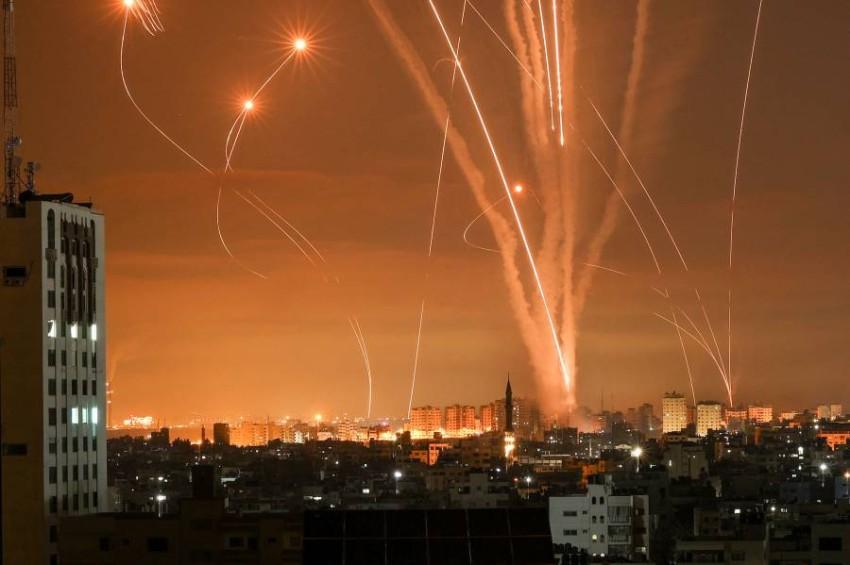 دعا الأمين العام للأمم المتحدة إلى «وقف التصعيد والأعمال العدائية فوراً في غزة وإسرائيل».