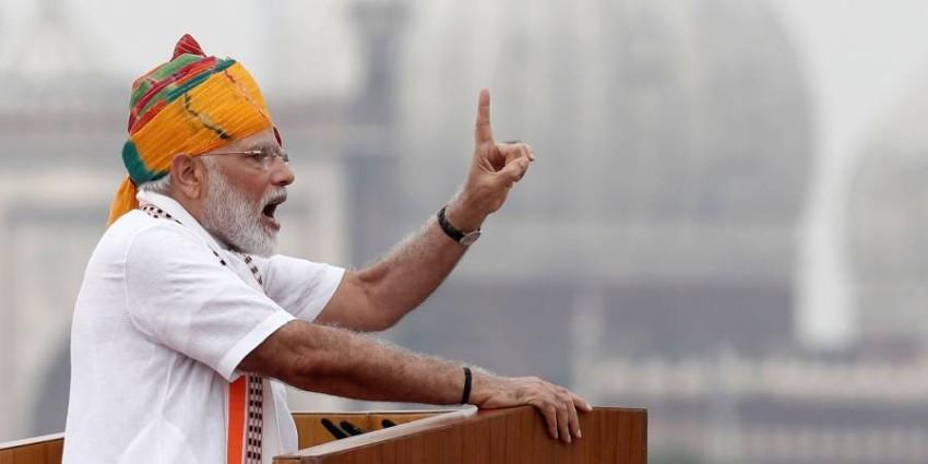 رئيس وزراء الهند ناريندرا مودي. (أرشيفية)