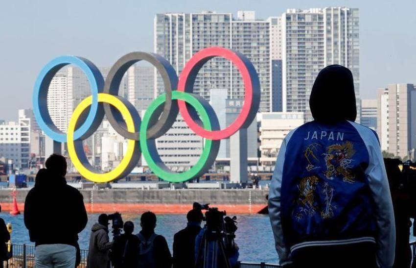 مخاوف من تأثير كورونا في الأولمبياد مجدداً. (رويترز)