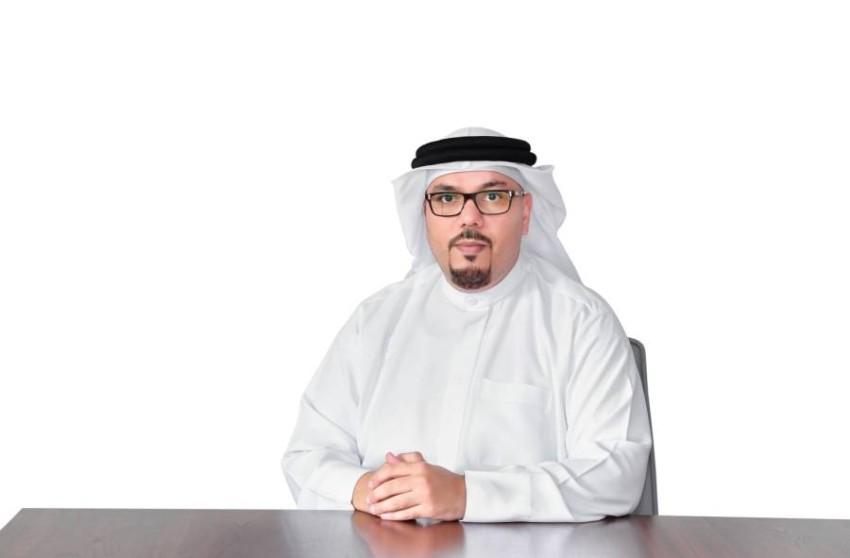 عبدالله ناصر الجنيبي نائب رئيس اتحاد الكرة.
