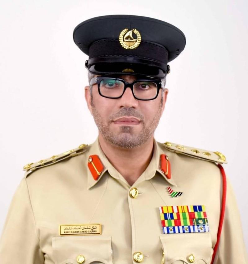 العقيد مكي سلمان أحمد سلمان.