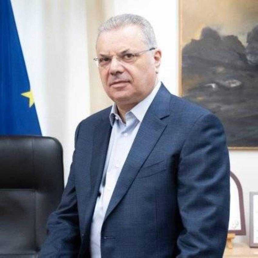 وزير الداخلية القبرصي.