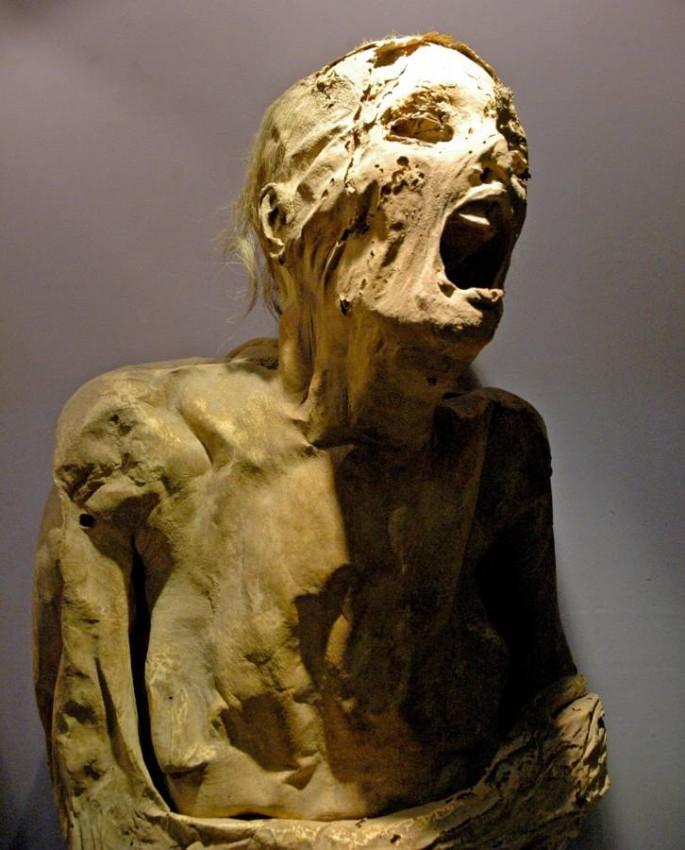 متحف المومياوات المكسيكي