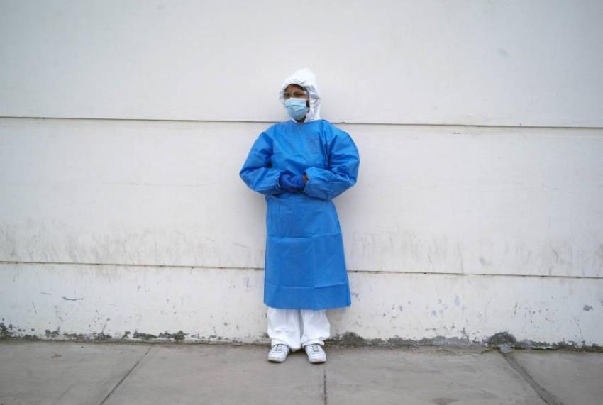 سلالات فيروس كورونا ستسمى بأحرف أبجدية يونانية - رويترز.