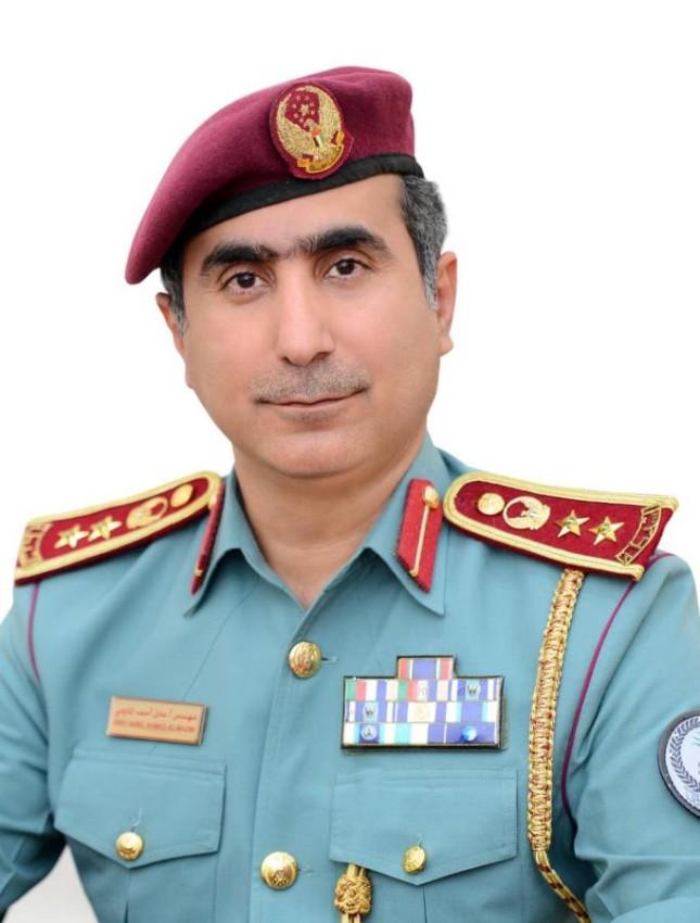 العقيد مهندس عادل أحمد المازمي