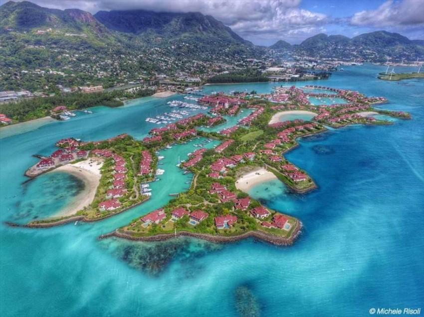 جزيرة الجنة «إدين»