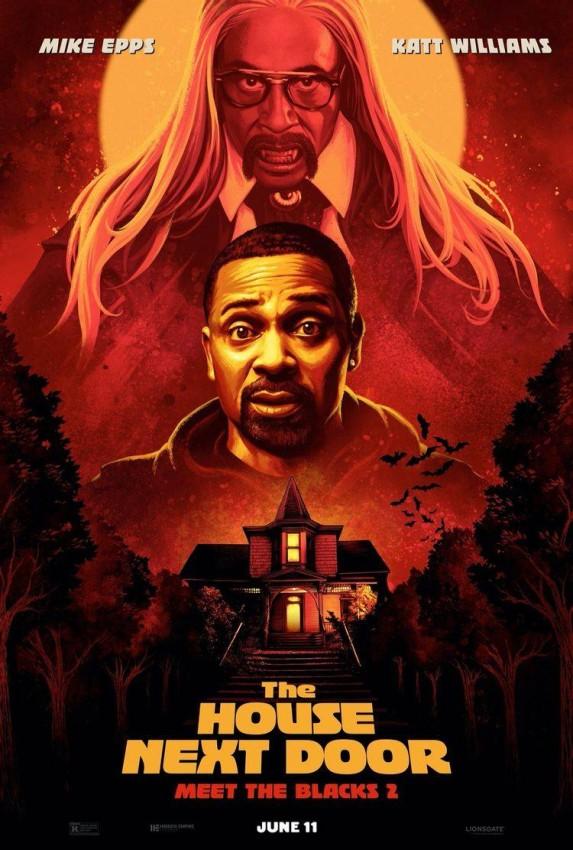the house next door meet the blacks